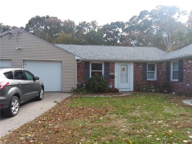 119 Keystone Dr, Unit#7 #7, Warwick, RI 02889 (MLS #1207703) :: Westcott Properties