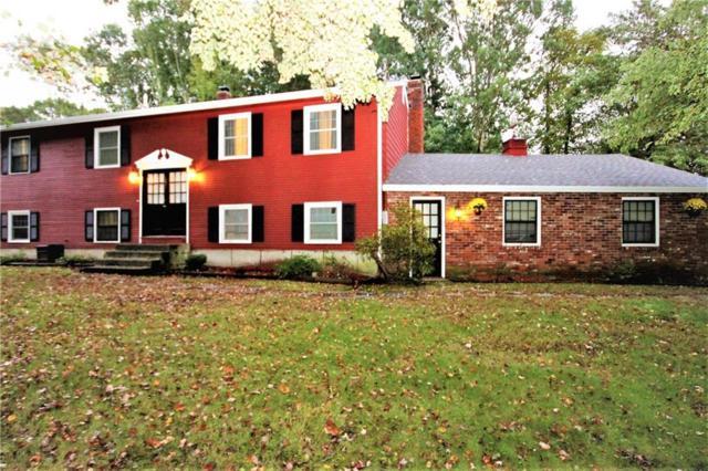 155 Greenbush Rd, West Warwick, RI 02893 (MLS #1208037) :: Westcott Properties