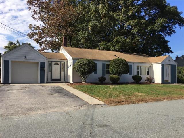64 Longue Vue Av, North Providence, RI 02911 (MLS #1208204) :: Westcott Properties