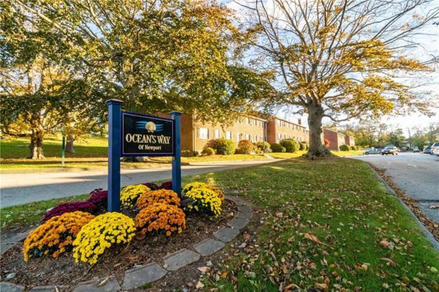 70 Carroll Av, Unit#612 #612, Newport, RI 02840 (MLS #1208390) :: Westcott Properties