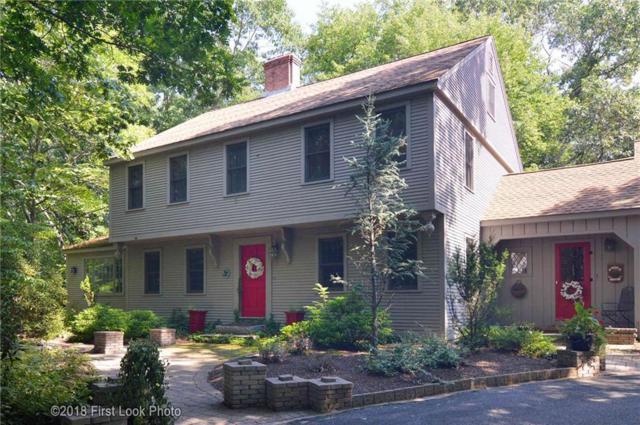 45 Hunting House Lane, Scituate, RI 02857 (MLS #1208563) :: The Martone Group