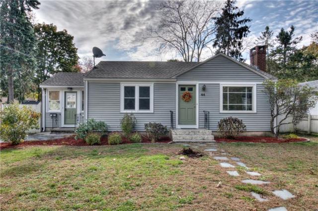 44 Long St, Warwick, RI 02886 (MLS #1208567) :: Westcott Properties