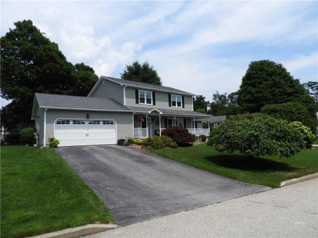 3 Heritage Ct, Cranston, RI 02821 (MLS #1208859) :: Westcott Properties