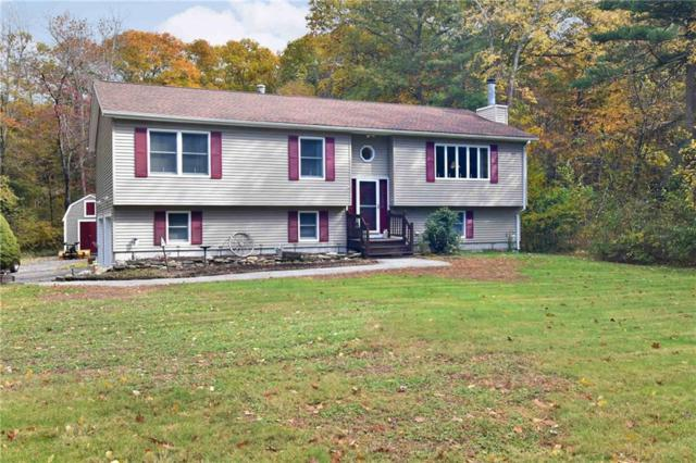 485 Cooper Rd, Glocester, RI 02814 (MLS #1209019) :: The Martone Group