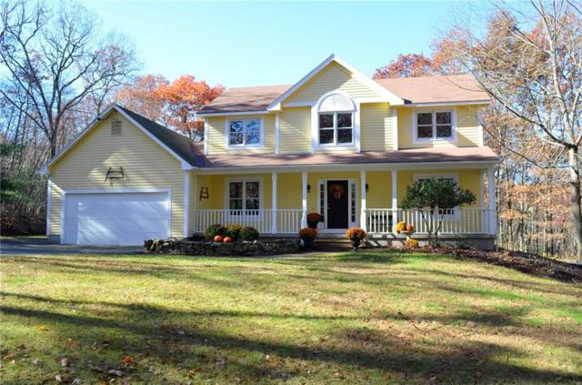 71 Old Snake Hill Rd, Glocester, RI 02814 (MLS #1209066) :: The Martone Group
