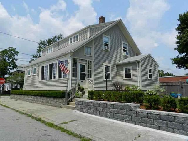 50 Burnside Av, East Providence, RI 02915 (MLS #1209088) :: The Goss Team at RE/MAX Properties
