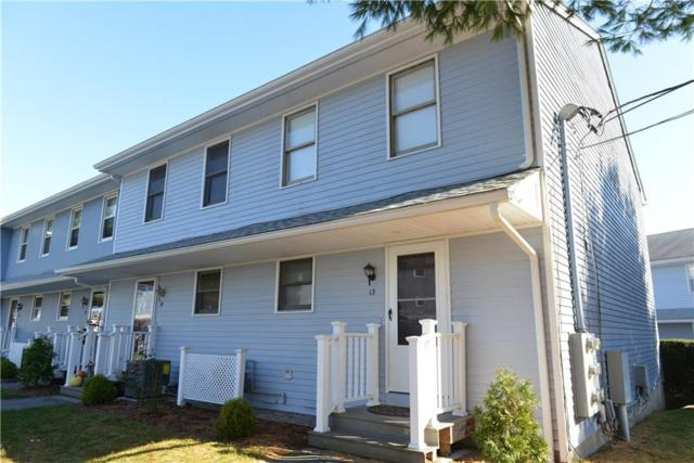 4 Smithfield Rd, Unit#13 #13, North Providence, RI 02904 (MLS #1209269) :: The Martone Group