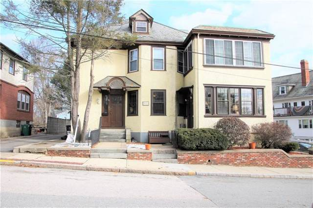 41 Homestead Rd, Unit#2 #2, Woonsocket, RI 02895 (MLS #1209317) :: The Goss Team at RE/MAX Properties