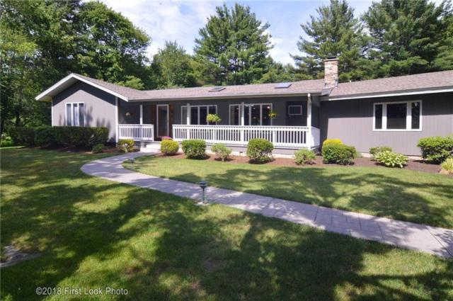 511 Cooper Rd, Glocester, RI 02814 (MLS #1209486) :: The Martone Group