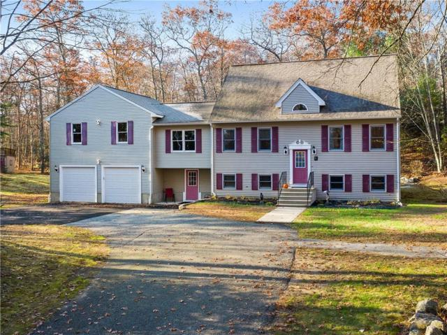 150 George Allen Rd, Glocester, RI 02814 (MLS #1209506) :: The Martone Group