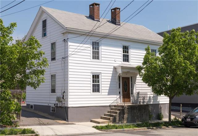 6 Trenton St, East Side Of Prov, RI 02906 (MLS #1209703) :: Westcott Properties