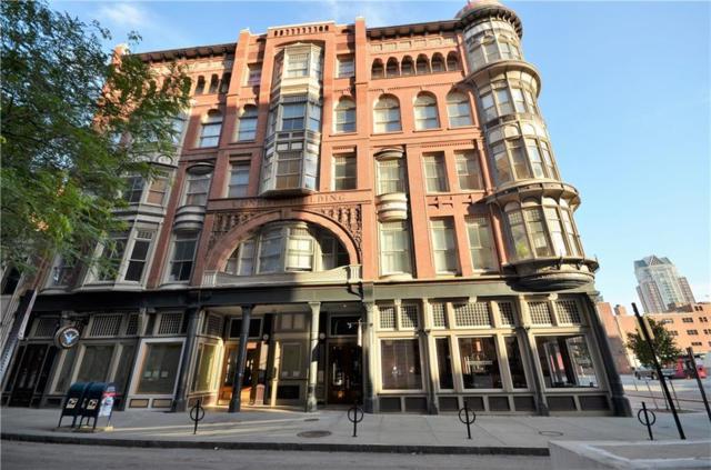 385 Westminster St, Unit#4E 4E, Providence, RI 02903 (MLS #1209740) :: Albert Realtors