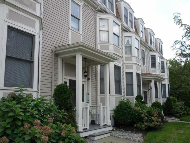 8 Slocum St, Unit#9 #9, Providence, RI 02909 (MLS #1209746) :: The Martone Group