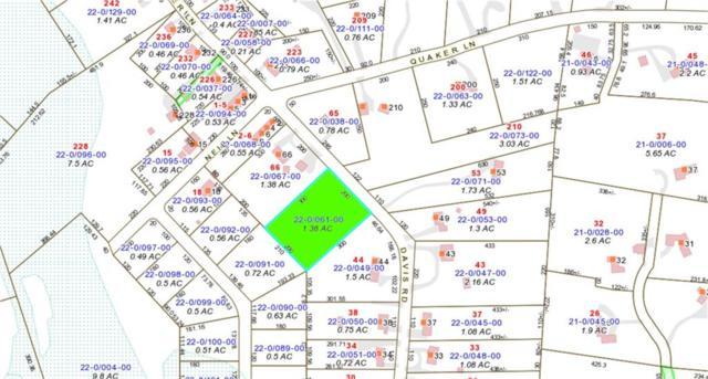 0 Davis Rd, Scituate, RI 02857 (MLS #1209957) :: Onshore Realtors