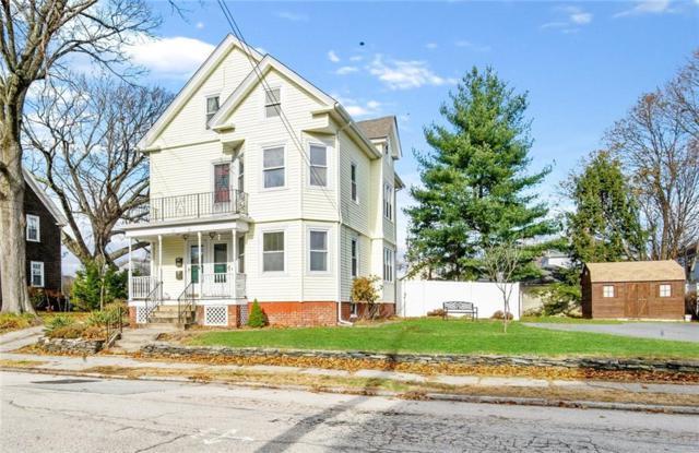 21 - 23 Blackamore Av, Cranston, RI 02910 (MLS #1210393) :: Welchman Real Estate Group | Keller Williams Luxury International Division