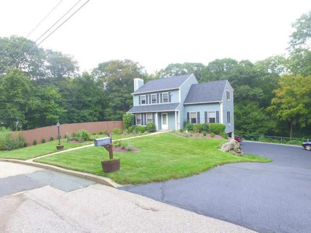 20 Eagle Nest Dr, Lincoln, RI 02865 (MLS #1210565) :: Westcott Properties
