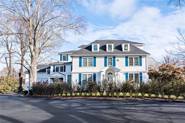 361 Woodruff Av, Unit#A A, South Kingstown, RI 02879 (MLS #1210903) :: The Martone Group