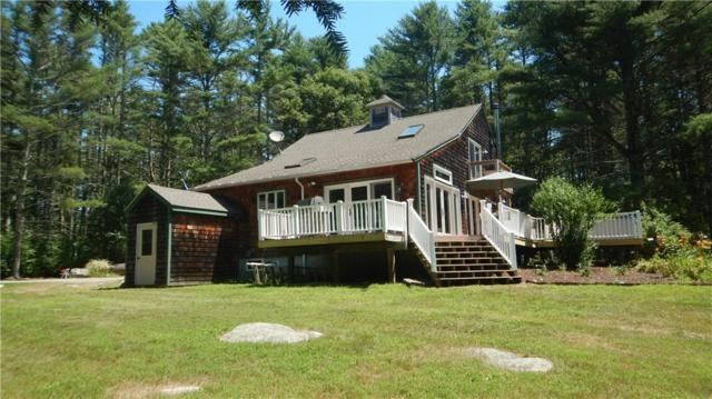 145 Skunk Hill Rd, Exeter, RI 02822 (MLS #1211010) :: Anytime Realty