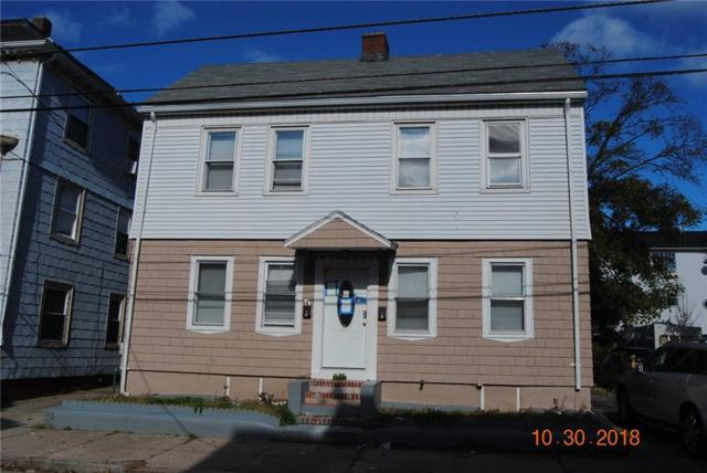 215 Harrison St, Pawtucket, RI 02860 (MLS #1211744) :: The Martone Group