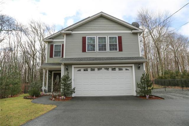 482 Rocky Hill Rd, Scituate, RI 02857 (MLS #1212689) :: The Martone Group