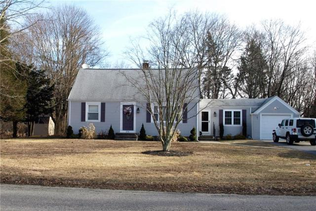 274 Angell Rd, Lincoln, RI 02865 (MLS #1212911) :: The Martone Group