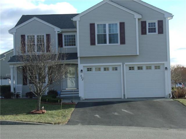 222 Vivian St, Woonsocket, RI 02895 (MLS #1213093) :: The Goss Team at RE/MAX Properties