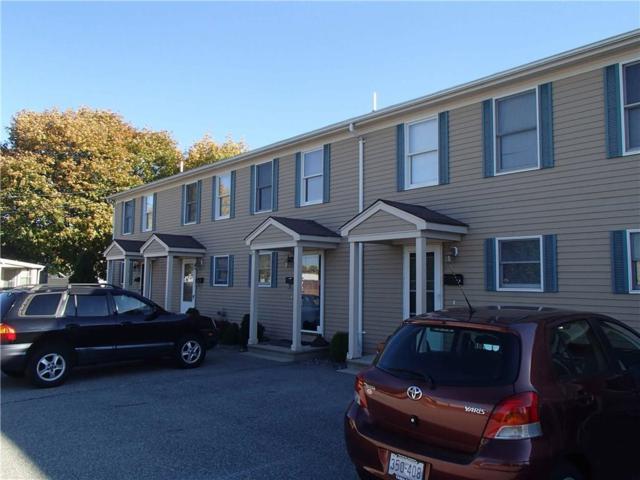 25 Sharon St, Unit#6 #6, Cranston, RI 02910 (MLS #1213201) :: The Martone Group