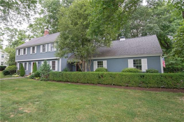 8 Ridgeland Rd, Barrington, RI 02806 (MLS #1213368) :: The Martone Group