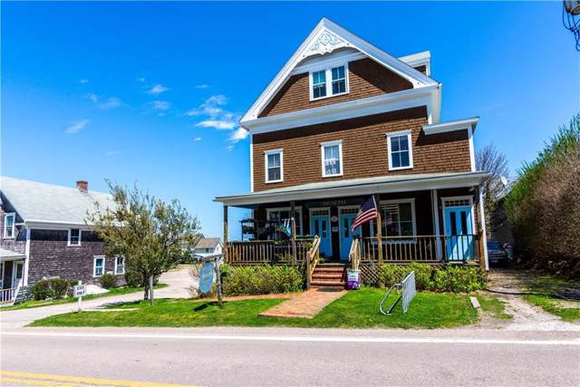 27 High Street #4, Block Island, RI 02807 (MLS #1213576) :: The Martone Group
