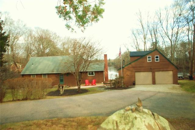 141 Glen Rock Rd, South Kingstown, RI 02892 (MLS #1214283) :: Westcott Properties