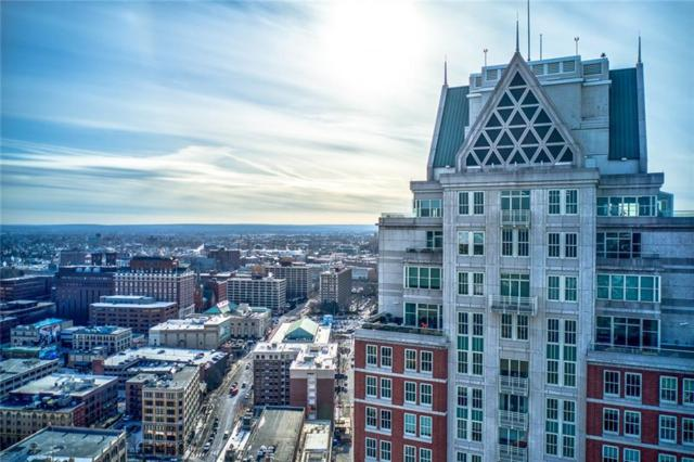 1 West Exchange St, Unit#2904 #2904, Providence, RI 02903 (MLS #1214372) :: Albert Realtors