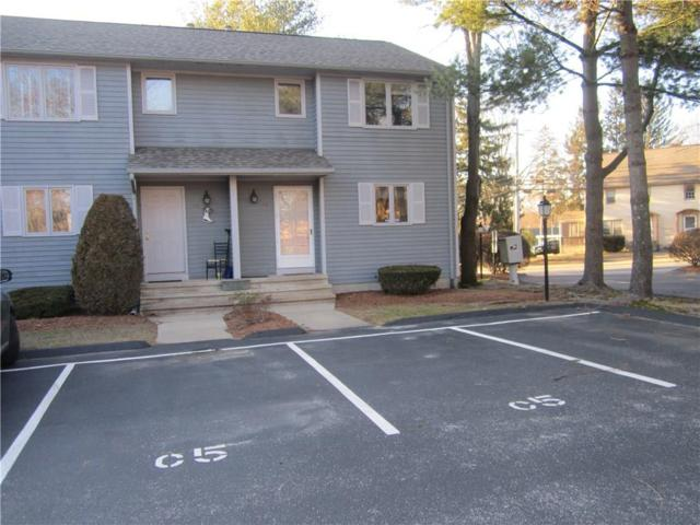479 Providence St, Unit#C6 C6, Warwick, RI 02886 (MLS #1214414) :: Anytime Realty