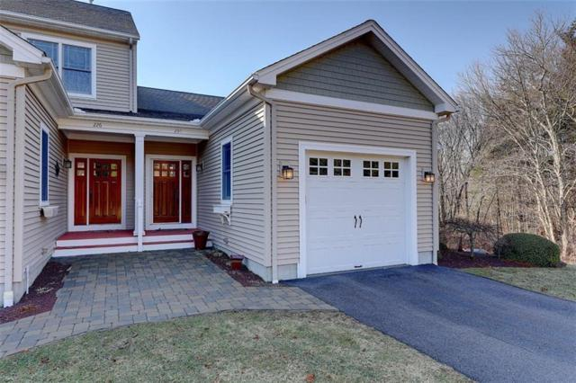 230 Allegra Lane, North Kingstown, RI 02852 (MLS #1214424) :: The Martone Group
