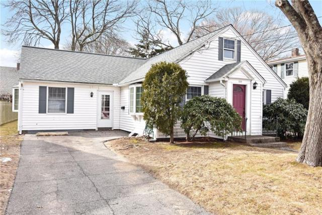 139 Spring Green Rd, Warwick, RI 02888 (MLS #1215023) :: The Martone Group