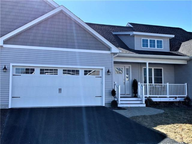 22 Bailey Brook Ct, Unit#26 #26, Middletown, RI 02842 (MLS #1215205) :: The Seyboth Team