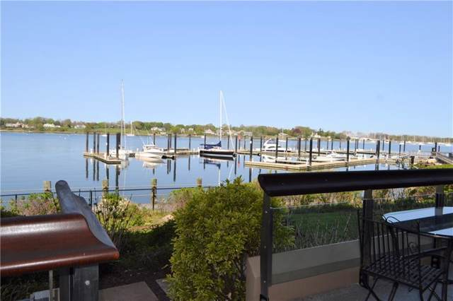 341 Thames St, Unit#104S 104S, Bristol, RI 02809 (MLS #1215321) :: The Martone Group