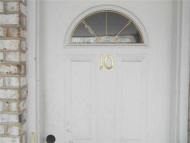 20 Hurdis St, Unit#10 #10, North Providence, RI 02904 (MLS #1215619) :: The Seyboth Team