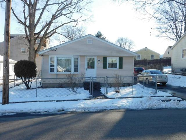 42 Owen Av, Pawtucket, RI 02860 (MLS #1215875) :: The Martone Group