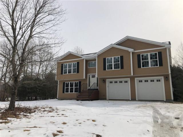 911 Plainfield Pike, Coventry, RI 02827 (MLS #1216184) :: The Martone Group