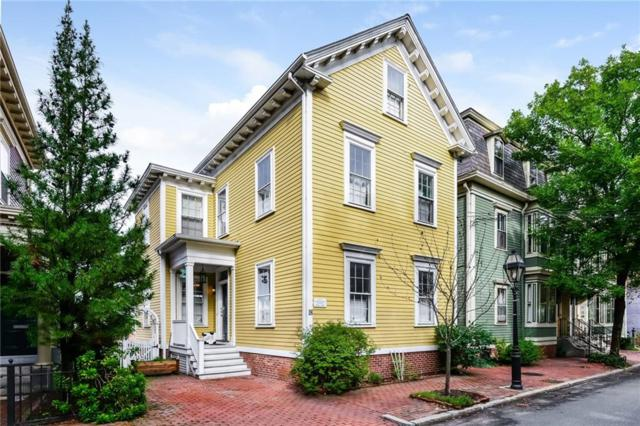 18 Benefit St, East Side Of Prov, RI 02904 (MLS #1216846) :: The Martone Group