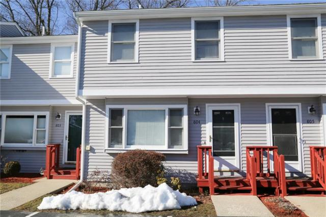 154 Bear Hill Rd, Unit#804 #804, Cumberland, RI 02864 (MLS #1216888) :: The Martone Group