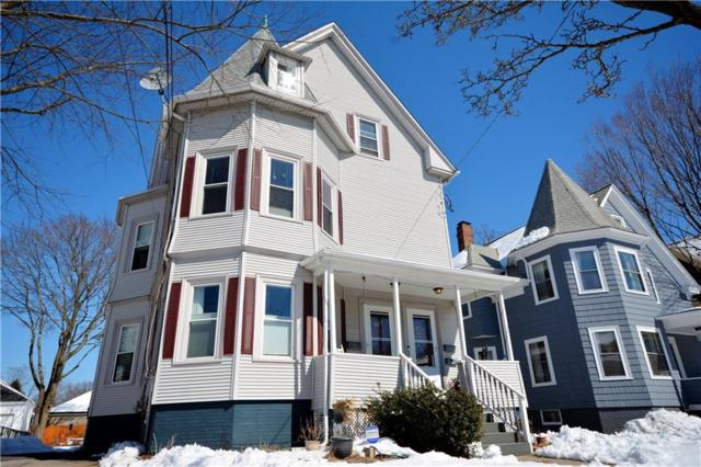 83 Wheeler Av, Unit#1 #1, Cranston, RI 02905 (MLS #1217055) :: Westcott Properties