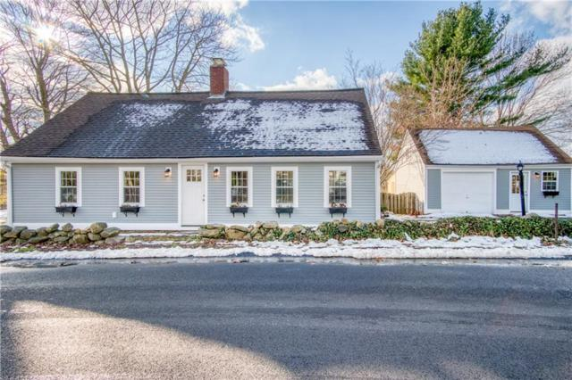 232 Seven Mile Rd, Scituate, RI 02831 (MLS #1217135) :: The Martone Group