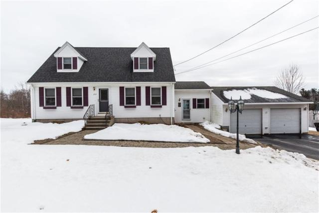 203 Gleaner Chapel Rd, Scituate, RI 02857 (MLS #1217159) :: Anytime Realty