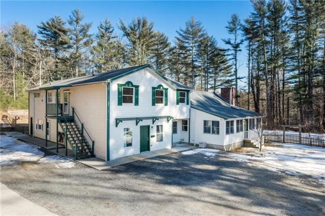 426 Carpenter Rd, Scituate, RI 02831 (MLS #1217218) :: The Martone Group
