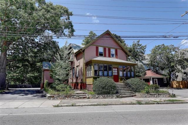 466 - 468 Hope St, East Side of Providence, RI 02906 (MLS #1217356) :: Albert Realtors