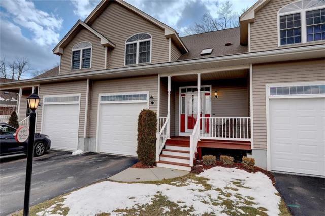 158 Bear Hill Rd, Unit#402 #402, Cumberland, RI 02864 (MLS #1217428) :: Westcott Properties