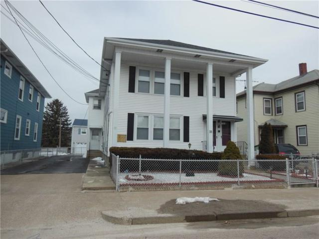 33 Notre Dame St, Central Falls, RI 02863 (MLS #1217459) :: The Martone Group