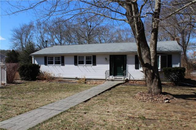5 Johnny Cake South Trl, South Kingstown, RI 02879 (MLS #1217473) :: Anytime Realty