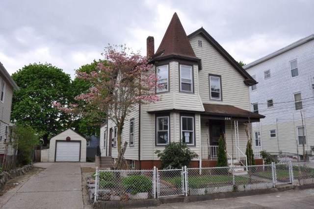 204 Morris Av, Pawtucket, RI 02860 (MLS #1217480) :: Westcott Properties